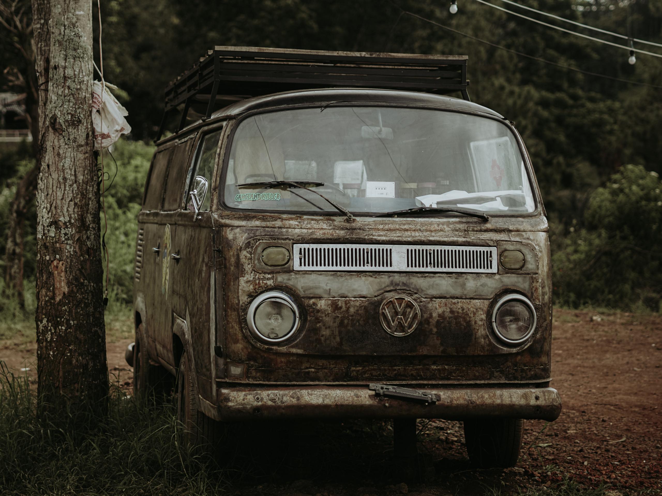 Why Should I Scrap My Van